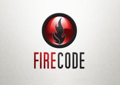 Fire Code Logo