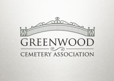 Greenwood Cemetery Logo