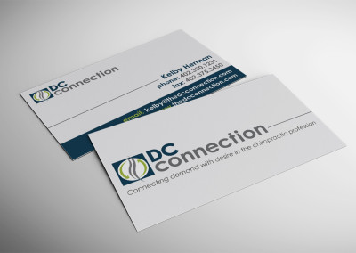 DC Connection Business Card