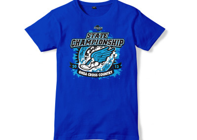 Cross Country Event T-Shirt