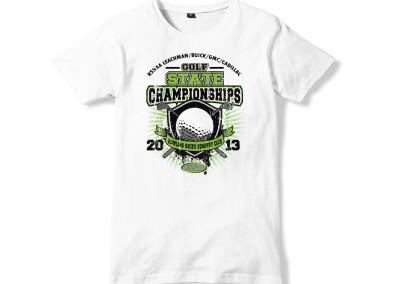 Golf Event T-Shirt