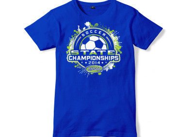 Soccer Event T-Shirt