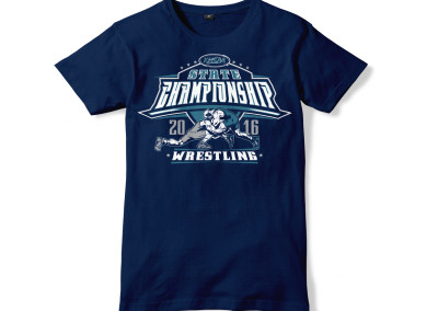 Wrestling Event Shirt
